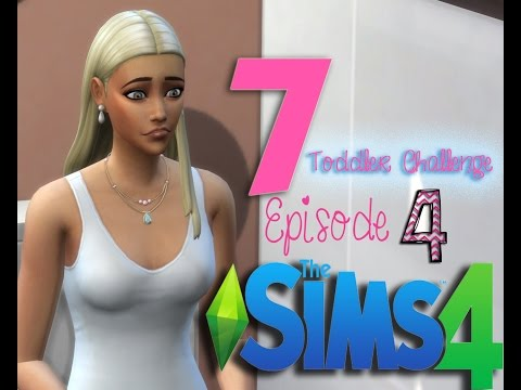 Lets Play: 7 Toddler Challenge -Ep 4- [Time for spankin!]