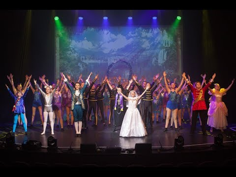 Centre Stage 'The Glass Slipper Highlights' Promotional Clip