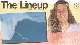 Big Wave Surfing - The Debate Between Tow In Surfing vs Paddle Surfing w/ Justine Dupont
