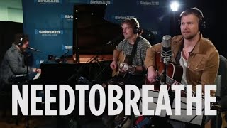 needtobreathe mash up i want you backhard to handle live siriusxm the pulse