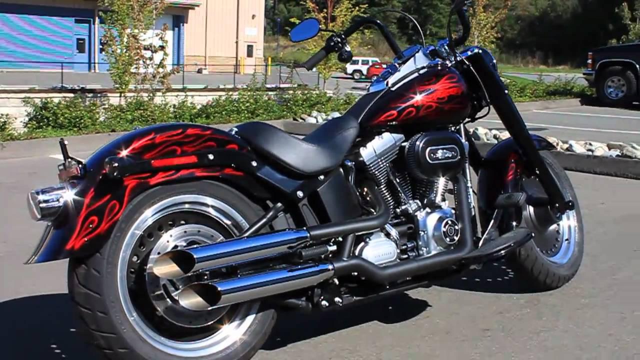Harley Davidson Softail Fatboy Lo