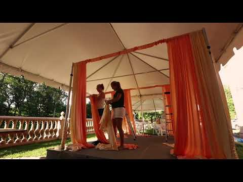 Mayuri S Floral Design Estate Wedding Youtube
