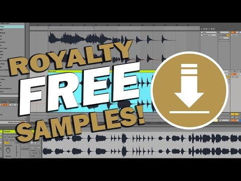 Royalty Free Samples (Free Download)