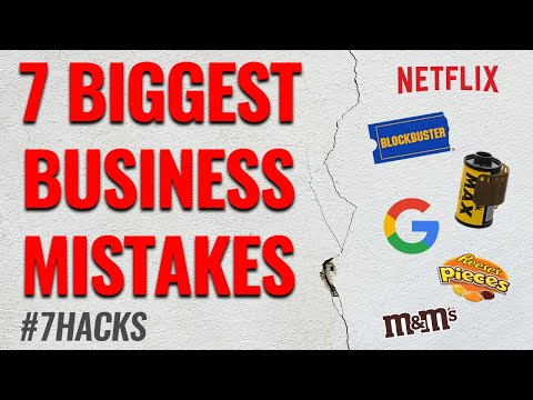 Worst Business Decisions Ever | Top 7 Blunders