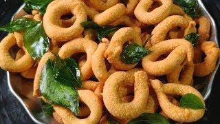 ಕೇವಲ 10ನಿಮಿಷಗಳಲ್ಲಿ ಗರಿಗರಿಯಾದ ಕೋಡುಬಳೆ ಮಾಡಿ  Quick & Easy Kodubale Recipe   Crispy Kodubale in Kannada