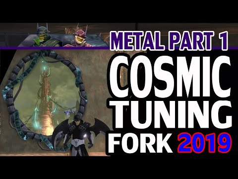 DCUO Cosmic Tuning Fork |