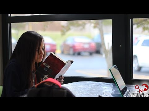 Nixa High School Library Changes for the Future, QuickNews TV, 2017
