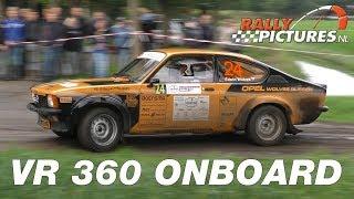 VR 360 ONBOARD Hellendoorn Rally 2017 | Edwin Wolves & Ferdi ter Maat thumbnail
