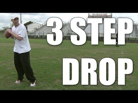 Jason White : Quarterback 3 Step Drop