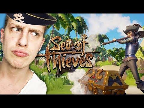 Captain Ranzratte an Board | Sea of Thieves (Deutsch Gameplay)