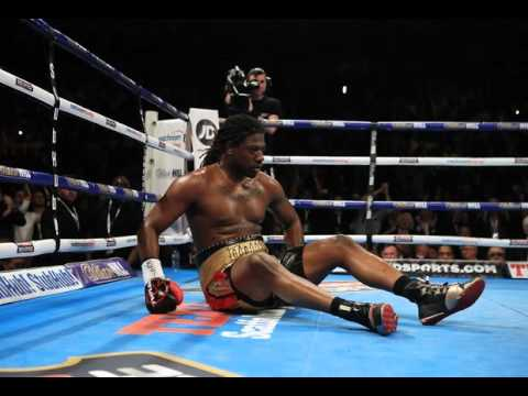 Martin V Joshua Fight Time