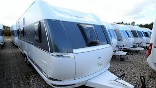 Передача покупателю нового Hobby De Luxe 650 KMFe Полный обзор дома на колёсах с детской комнатой