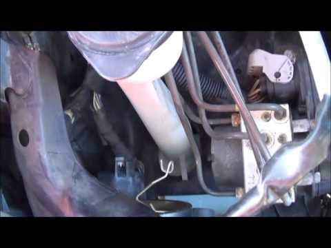 How To Change Pontiac Vibe Toyota Matrix Headlight Bulb