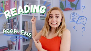 Long TBRs, Not Finishing Books & Crying in Public | More Hannah