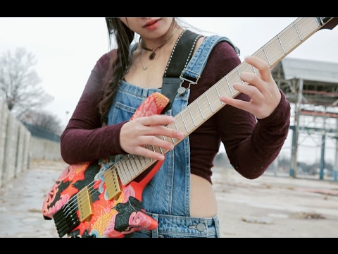 Yvette Young - Ares (guitar playthrough)