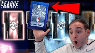 NBA 2K19 My Team SUPER PACKS! THEY FULL OF DIAMONDS & PINK DIAMONDS! WOAH!!!