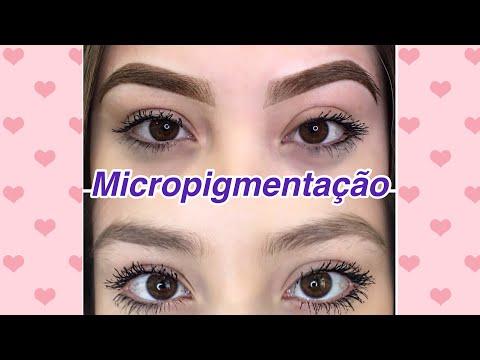 MINHA EXPERIÊNCIA - MICROPIGMENTAÇÃO