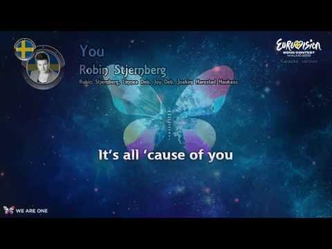 Robin Stjernberg You- Sweden [Karaoke version]