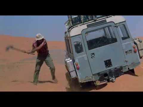 Ennui, despair, desert, Professione- reporter Aka The Passenger, Antonioni
