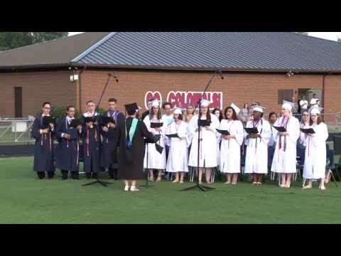 Colonial Heights High School, Commencement Exercises 2016