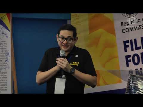 Bam Aquino on reelection, his opposition of the tax reform law