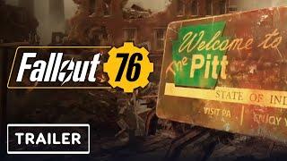 Fallout 76 - The Pitt Teaser | E3 2021