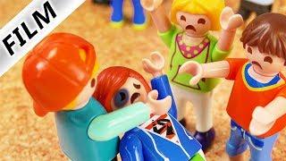 Playmobil Film deutsch | PRÜGELEI AUF SCHULHOF - Julian wird verhauen | Kinderfilm Familie Vogel