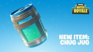 New Item: Chug Jug
