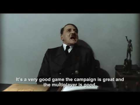 Hitler Reviews: Call of Duty: Modern Warfare 2