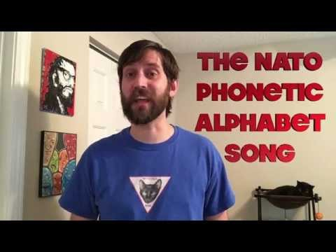 NATO Phonetic Alphabet Song