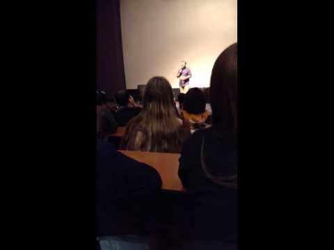 Richard Ian Cox shouts Kagome's name Inuyasha's voice acto