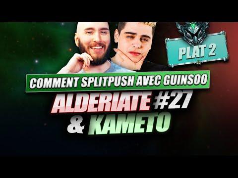 Vidéo d'Alderiate : [FR] ALDERIATE & KAMETO - TRYNDAMERE VS GAREN  - PATCH 9.14 - C'EST UN MAIN POPPY