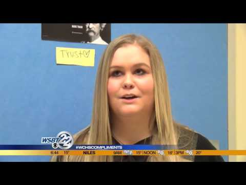 Warsaw student: Use social media to encourage