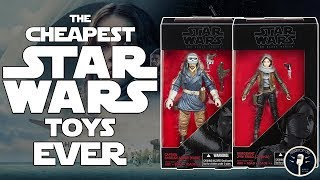 The Cheapest Star Wars Toys Ever