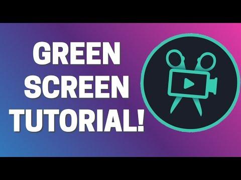 Green Screen Movavi