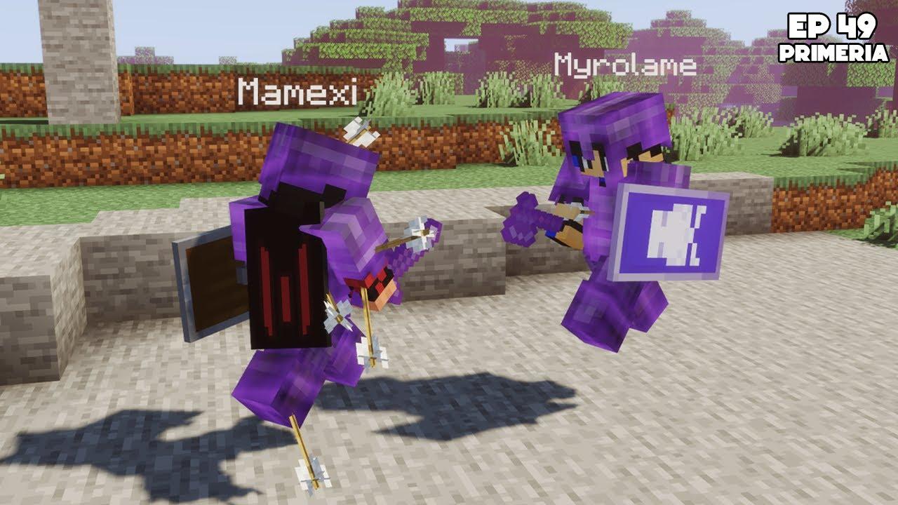 Download Le KILLGAME commence contre @Mamexi ! - Episode 49 Primeria S3 - Minecraft Survie 1.17