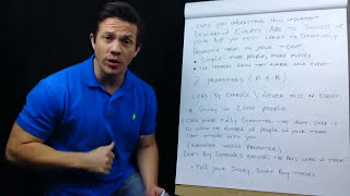 Network Marketing Success Strategy - WARNING! MUST WATCH or Fail FAST at MLM, Part 2