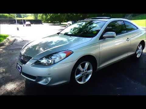 Used 2004 Toyota Camry Solara SE For Sale At Honda Cars Of Bellevue...an Omaha Honda Dealer!