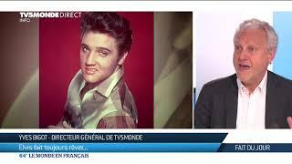 Il y a 40 ans, Elvis Presley s'en allait