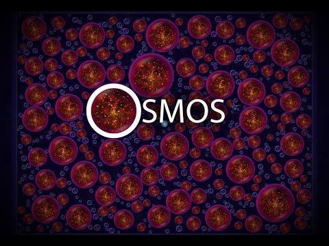 Шикарная игра для ipad Osmos IOS 8