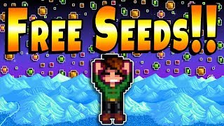 The Free Seeds You Probably Didn't Know About - Stardew Valley