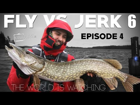 Fly vs Jerk 6 - EPISODE 4 - The World is Watching