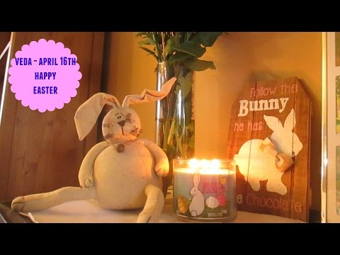 VEDA - April 16th - Happy Easter