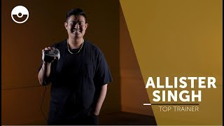 "Allister ""ALLISTER"" Singh 