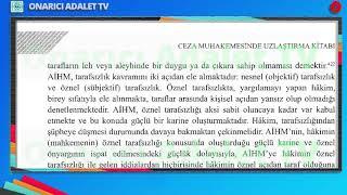 AÇDB UZLAŞTIRMACI EĞİTİM YENİ KİTAP -(156--173 Say.) Av.Aysun Tıraş'ın Sesinden SESLİ DİNLE