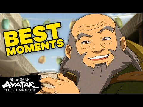 Uncle Iroh's Wisest and Most Iconic Moments! 🍵 | Avatar