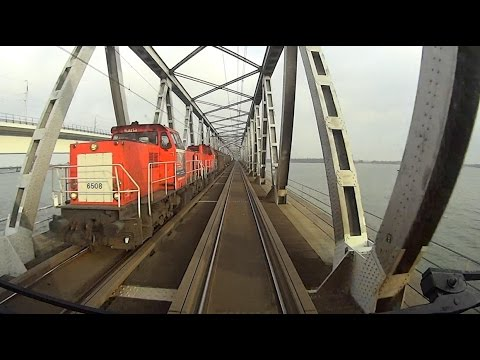 CABVIEW HOLLAND Roosendaal - Rotterdam - Amsterdam VIRM 2016
