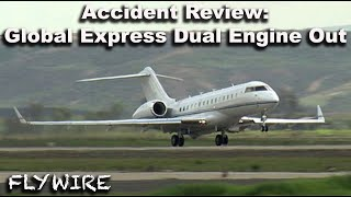Accident Review  Global Express Dual Engine Out