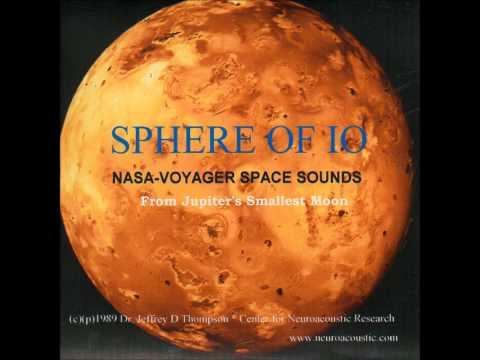 Sphere Of Io ( Jupiter´s smallest moon )