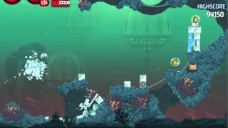 Angry Birds Star Wars 2 Level PR-26 Vizago Droid Rewards Chapter 3 Star Walkthrough